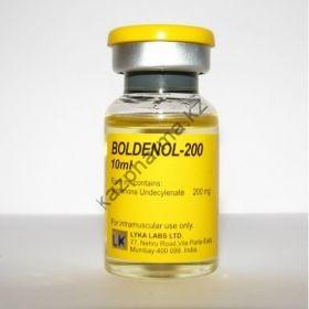 Болденон Lyka Labs балон 10 мл (200 мг/1 мл)