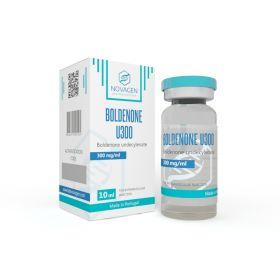 Болденон Novagen Boldenone U300 флакон 10 мл (1мл 300мг)